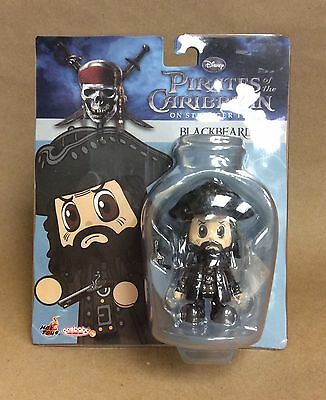 Blackbeard Pirates of the Caribbean On Stranger Tides Hot Toys Cosbaby