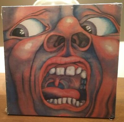 King Crimson – In The Court Of The Crimson King - An Observation Box Nuovo