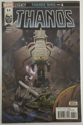 Thanos #13 Cover A VF/NM Donny Cates Geoff Shaw SOLD OUT 1st Cosmic Ghost Rider