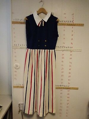 Vintage Dress- Possibly Homemade- NR