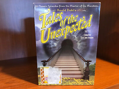 Tales of the unexpected set one first two seasons dvd A3