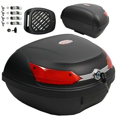 Top Case Box 46 LT Universal Quick Rlease Motorcycle Scooter Luggage Quad
