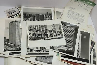 Lot Mid Century Modern Architectural Photos Renderings Chicago Office Apartment
