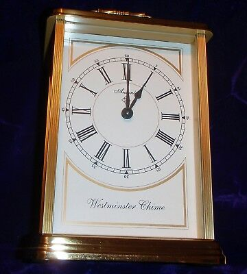 Ansonia Quartz Chime Clock