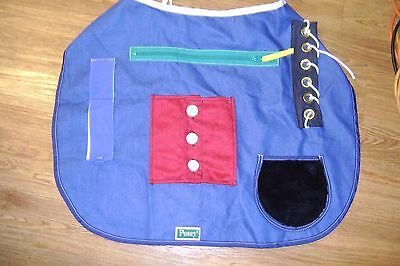 """J.T. Posey Activity Apron New No Tags Approx. 25"""" X 21"""""""
