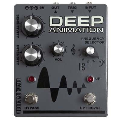 Death By Audio Deep Animation Filter Pedal Brand New Official Dealer