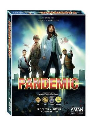 Pandemic (2013 Edition) Board Game - Brand New Sealed FREE 1st Class Shipping UK