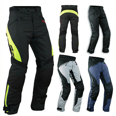 Waterproof Motorcycle Apparel Textile Thermal Cordura Ladies Fit Trousers