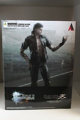 Final Fantasy XV - Gladiolus Amicitia - Play Arts Kai Figure
