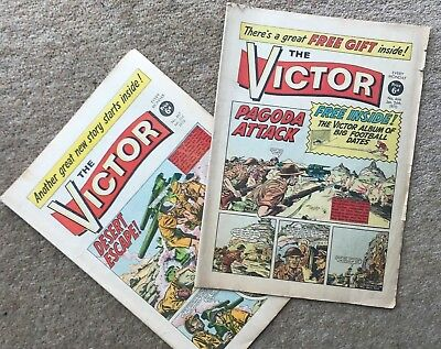 The Victor x2 Issues January 1970