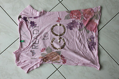 Mädchen T-shirt, Colours of Benetton, Gr. XL 150 cm