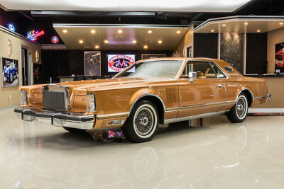 1977 Lincoln Continental Mark V 47k Actual Mile Survivor! # Matching Drivetrain! 460 V8, Automatic, All Original