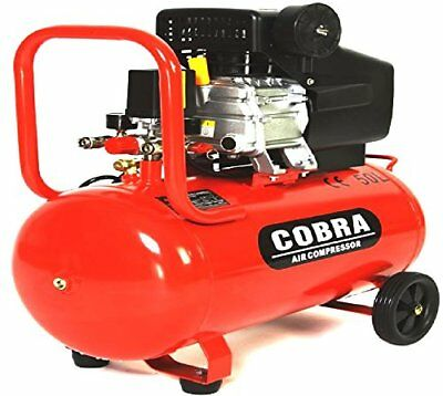 50 Litre Air Compressor - 9.5CFM, 2.5HP, 230V 50L
