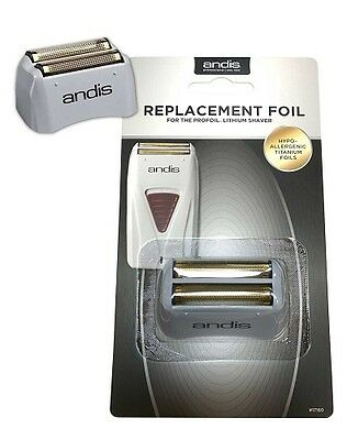 Andis Profoil Shaver Foil Replacement Head