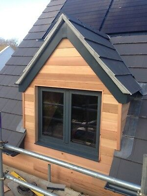 Canadian Cedar cladding sample, highest grade (imported) Best price on eBay