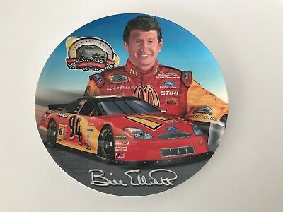 McDonald's BILL ELLIOTT Plate