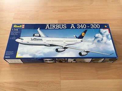 Revell Airbus A340-300 Lufthansa 1:144 OVP