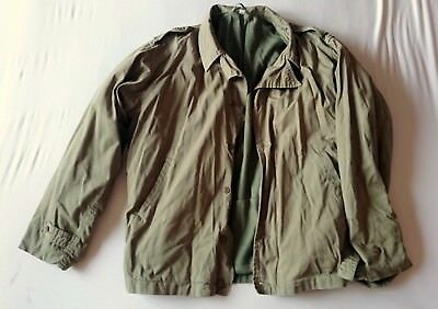 Feldjacke US-Army M41 Fieldjacket 42R WKII WW2 USMC Uniform Offizier Vintage !!!