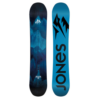 Jones Snowboard Aviator 160 The Resort Razor 2018 Snowboard New