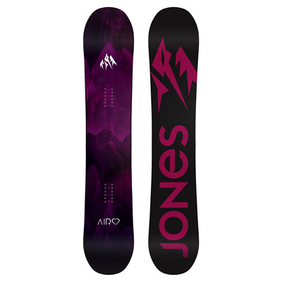 Jones Snowboard Airheart 152 All Mountain Resort Razor 2018 Board Women's
