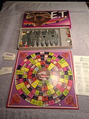Parkers E.T. The Extra-Terrestrial Board Game - Boxed