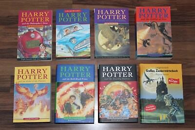harry potter 7 englisch