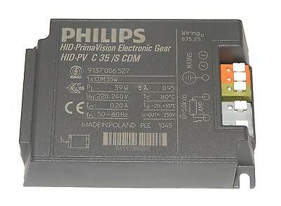Philips Hid PV C 35W/S MH / CDM for 35W Halogenmetalldampf