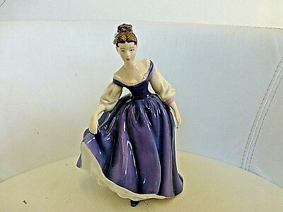 Royal Doulton Alyssa Pretty Ladies Figurine 2005 HN4833 Hand Decorated