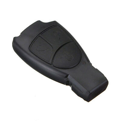 Replacement 3 Button Car Remote Key Fob Shell For Mercedes Benz C E Ml S Clk Cl