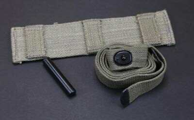 Repro U.S. WW2 M1 Carbine Canvas Web Sling & Oiler & Canvas Shoulder Pad Set