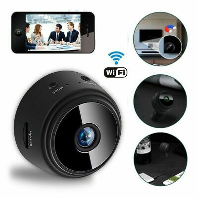 Home Security Wireless HD 1080P Hidden Camera Wifi Video Nanny Recorder VCR DV