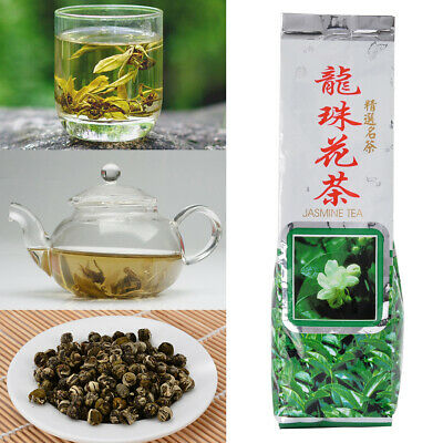 250g Hand Roll Organic Premium King grade Jasmine Dragon Pearl Chinese Green Tea