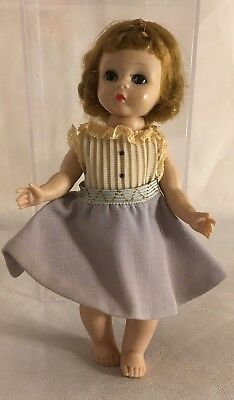 Vintage Mademe Alexander-Kins ALEX Doll with Madame Alexander Original Clothing