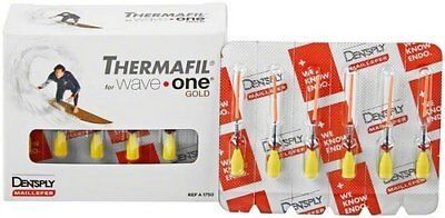 Guttapercha Dentsply Thermafil For Waveone Gold - Small (30 Obturadores).