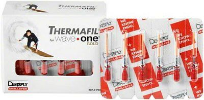 Guttapercha Dentsply Thermafil For Waveone Gold - Primary (30 Obturadores).