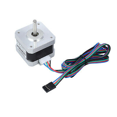 2pcs Nema 17Stepper Motor 56Ncm 42x42mm 1.8°12V for DIY 3D Printer CNC Robot uk