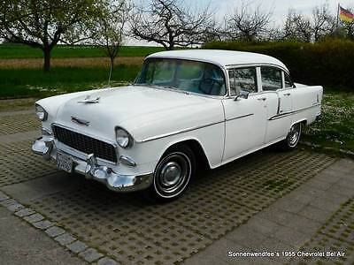1955 Chevrolet Bel Air 4-Door Sedan V8 Automatic