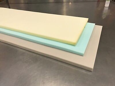 Upholstery Foam Sheet Soft Medium Firm High Density Foam All Size Sheets
