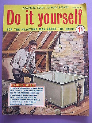 Vintage magazine do it yourself october 1961 300 picclick uk vintage magazine do it yourself january 1961 solutioingenieria Image collections
