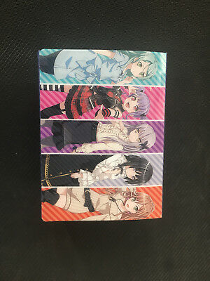 TCG Weiß Schwarz Deckbox 80+ Bang Dream Trading Card Game Deck Box