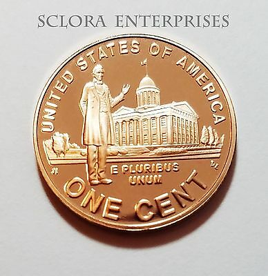2009 S Lincoln Professional Life *proof* Cent / Penny  **free Shipping**