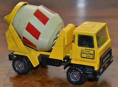 Matchbox Super Kings Bedford 1977 Ready Mix Concrete Truck vintage LKW Modell