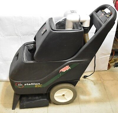 """Nss Stallion 8Sc Professional Carpet Cleaning Extractor 16"""" 8 Gallon 19610-1"""