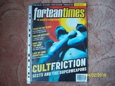 Fortean Times Magazine Issue  June 1997