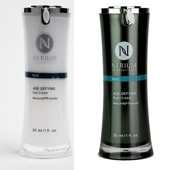 Nerium AD Age Defying Anti Wrinkle Face Cream Day or Night