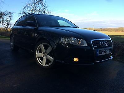 AUDI A4 AVANT 2007 (56) 2.0 TDI S LINE 170 ps SPECIAL EDITION