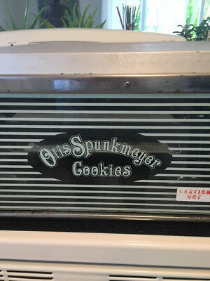 OTIS SPUNKMEYER COOKIE CONVECTION OVEN with 2 trays