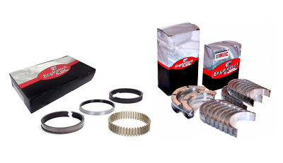 Chevy 454//396 BBC  .010 ROD and .020 Main KING Bearings ENGINETECH