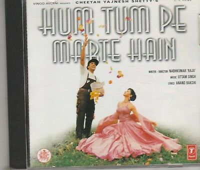 Hum Tum Pe marte Hain - Govinda  [Cd]  -1st Edition  released