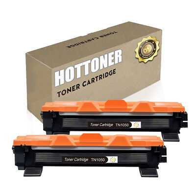 2 Toner per Brother TN1050 DCP1510 1512 DCP1610w DCP1612w HL1110 MFC1810 MFC1910